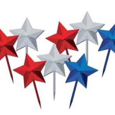 Red, Blue & Silver Star Picks