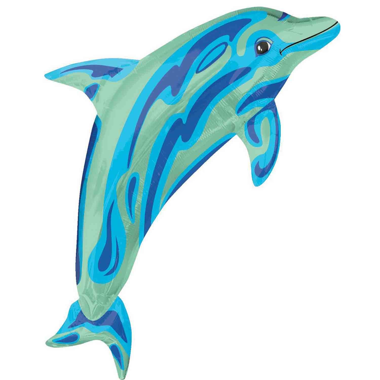 See-Thru  SuperShape  Jewel Blue Dolphin P35