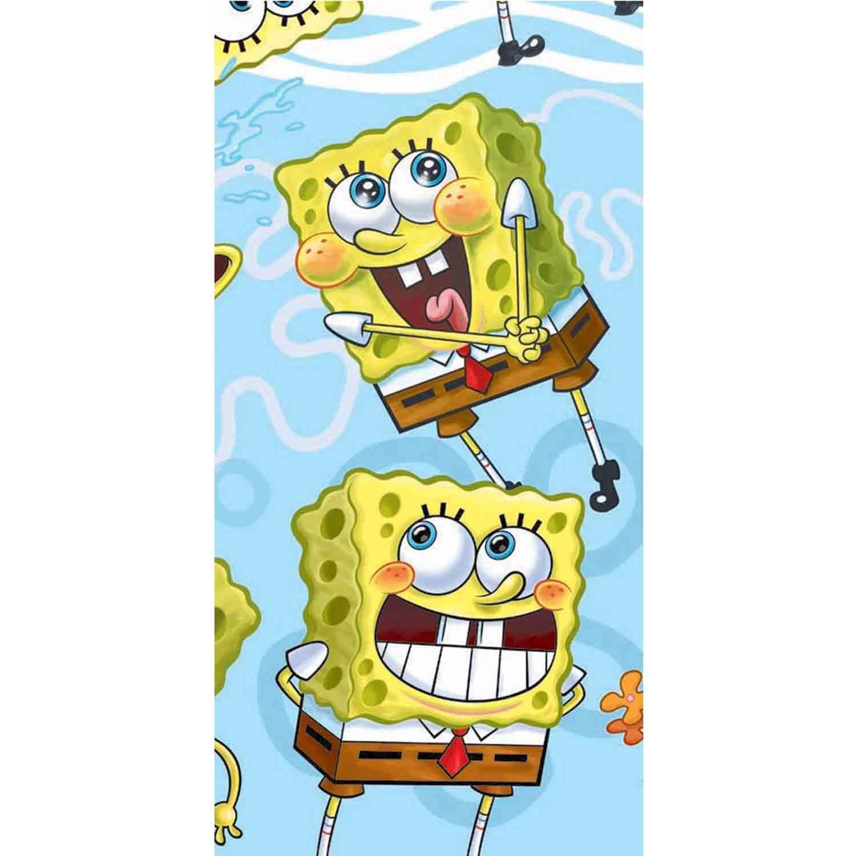 SpongeBob Tablecover Plastic