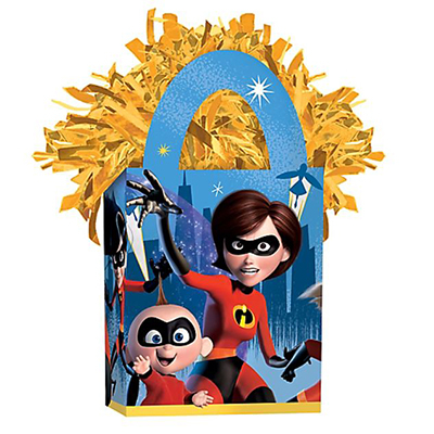 Incredibles 2 Balloon Mini Tote Weight