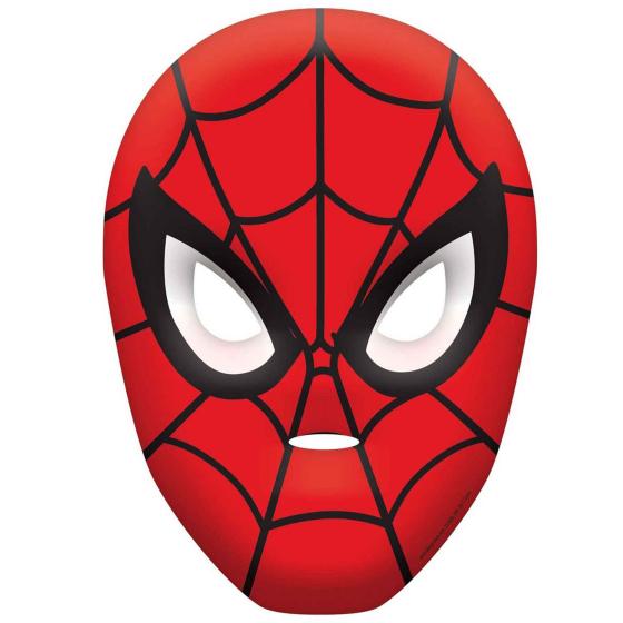 Spider-Man Webbed Wonder Vac Form Mask