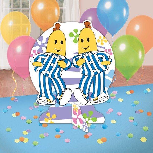 Bananas in Pyjamas Table Decoration
