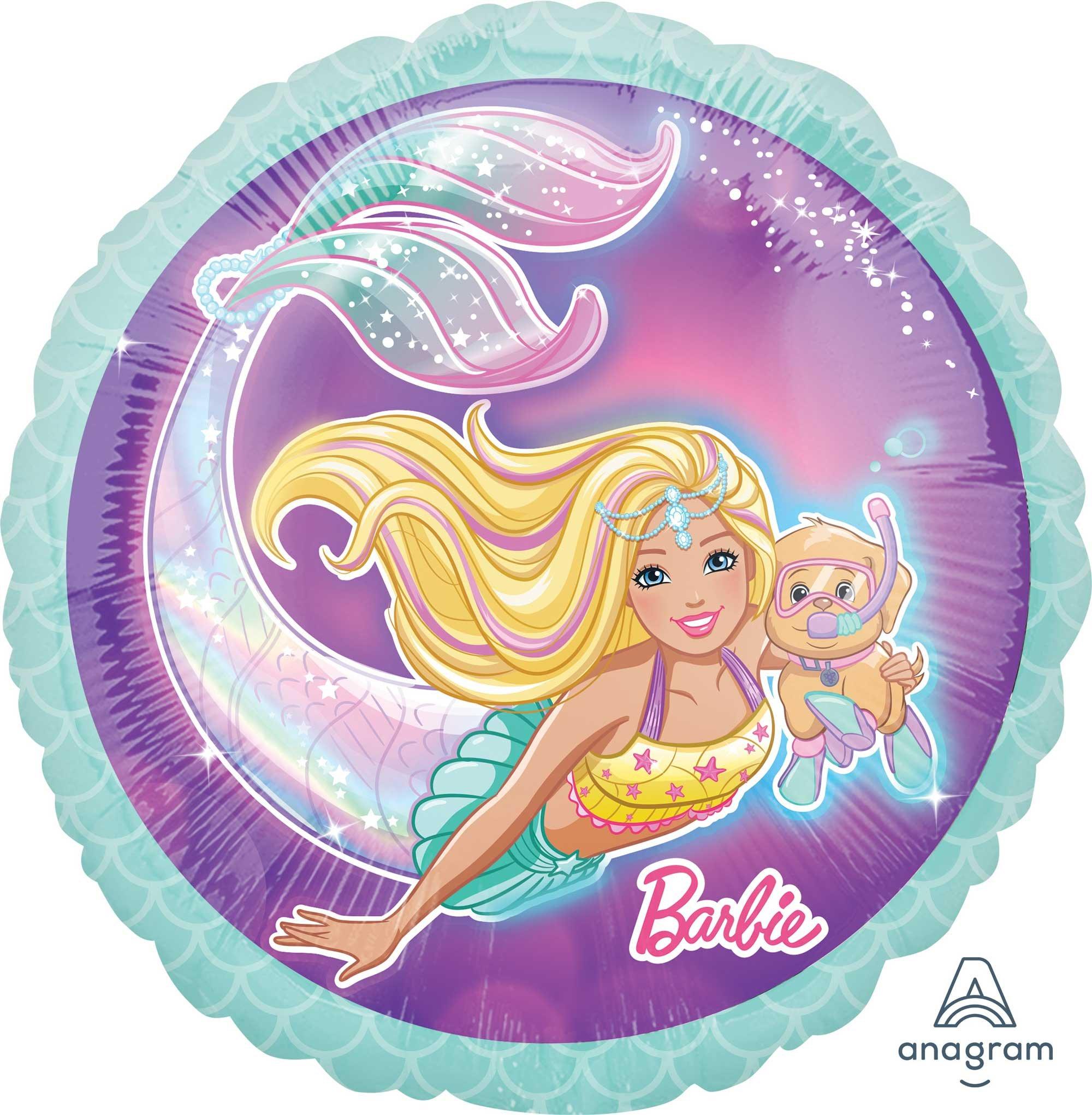 45cm Standard HX Mermaid Barbie S60