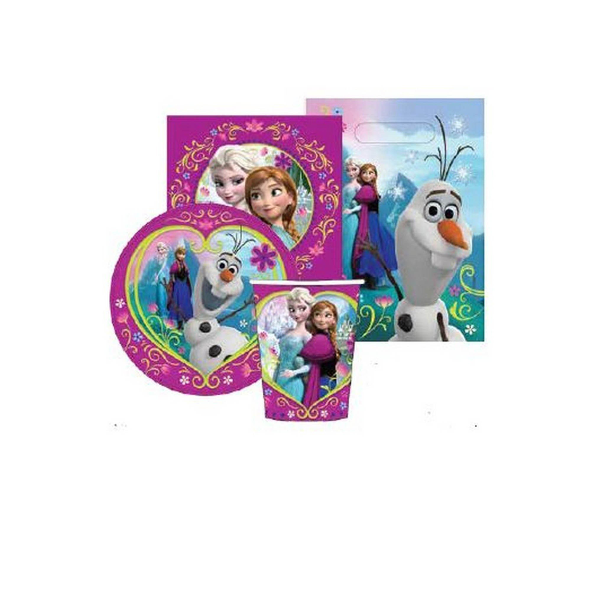 Frozen Party Pack 40pc