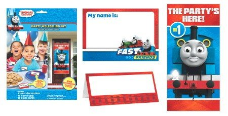 Thomas All Aboard Welcome Kit