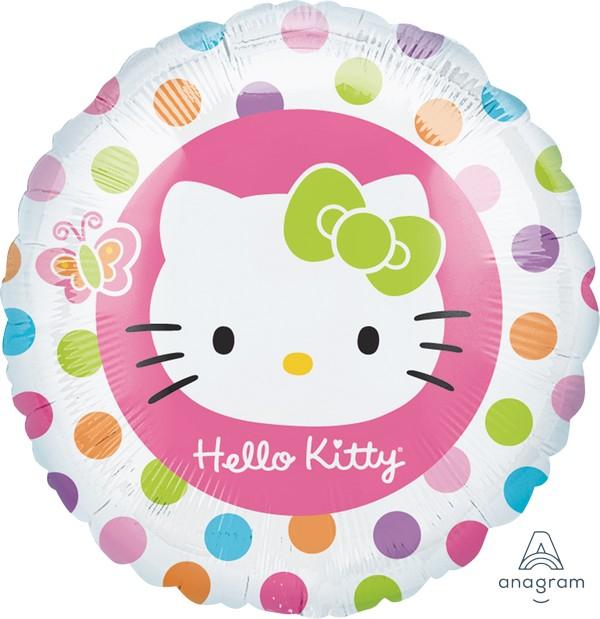 45cm Standard HX Hello Kitty Rainbow S50