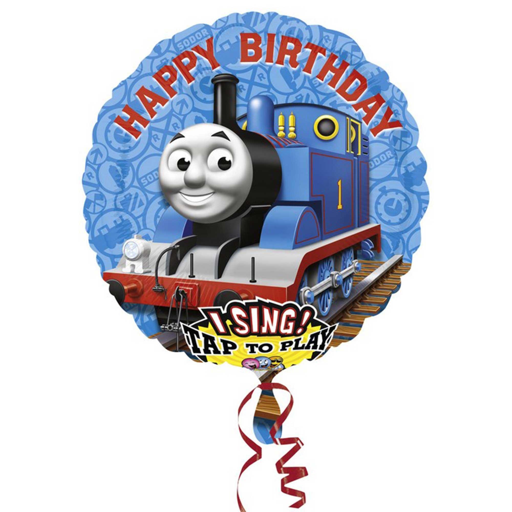 Sing-A-Tune XL Jumbo Thomas Happy Birthday P75