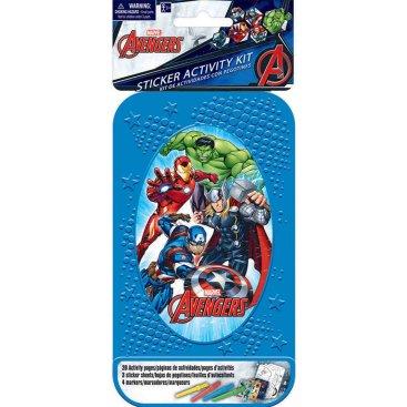Sticker Activity Kit Avengers