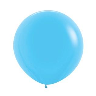 Sempertex 90cm Fashion Light Blue Latex Balloons 039, 2PK