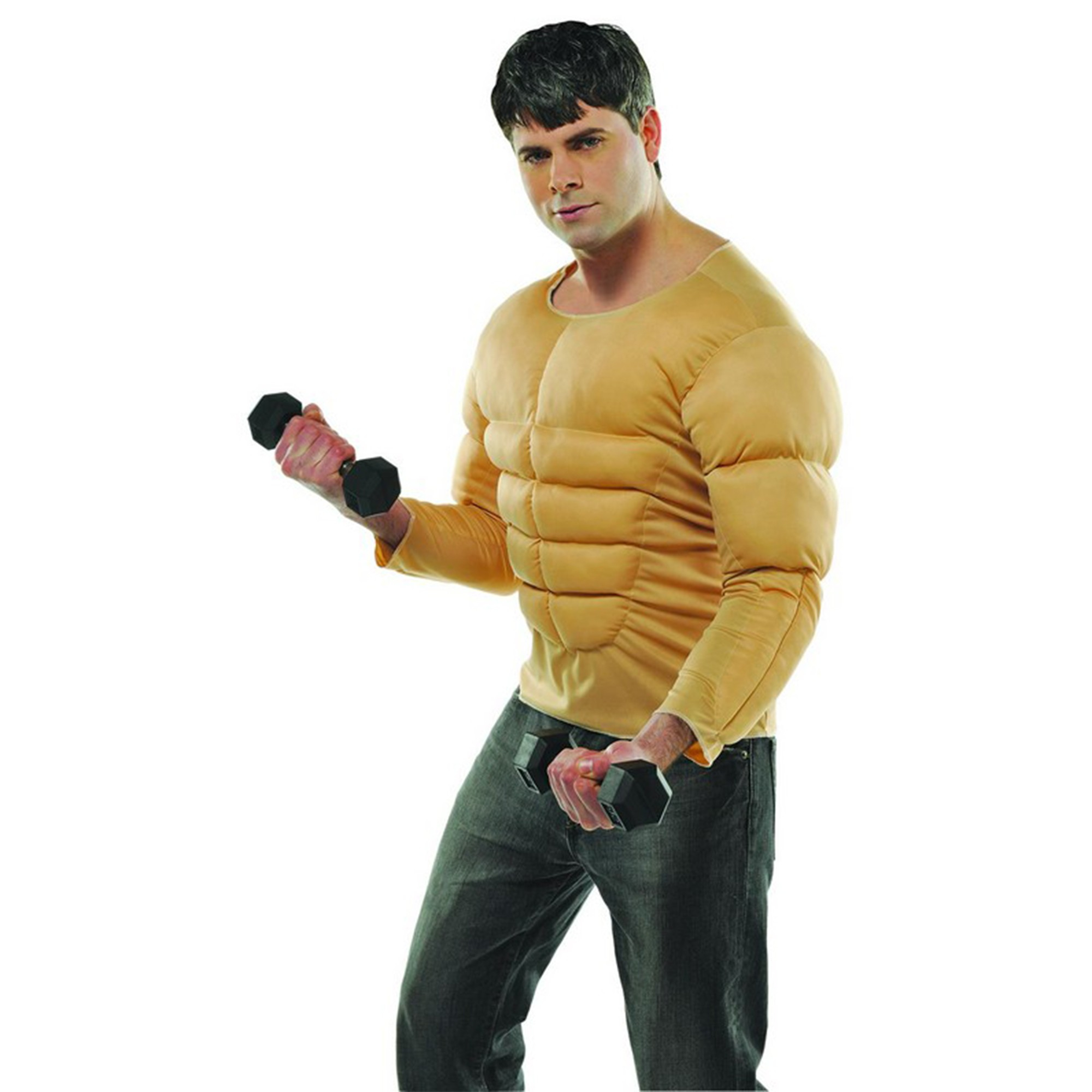 Muscle Shirt  Costume - Adult Standard