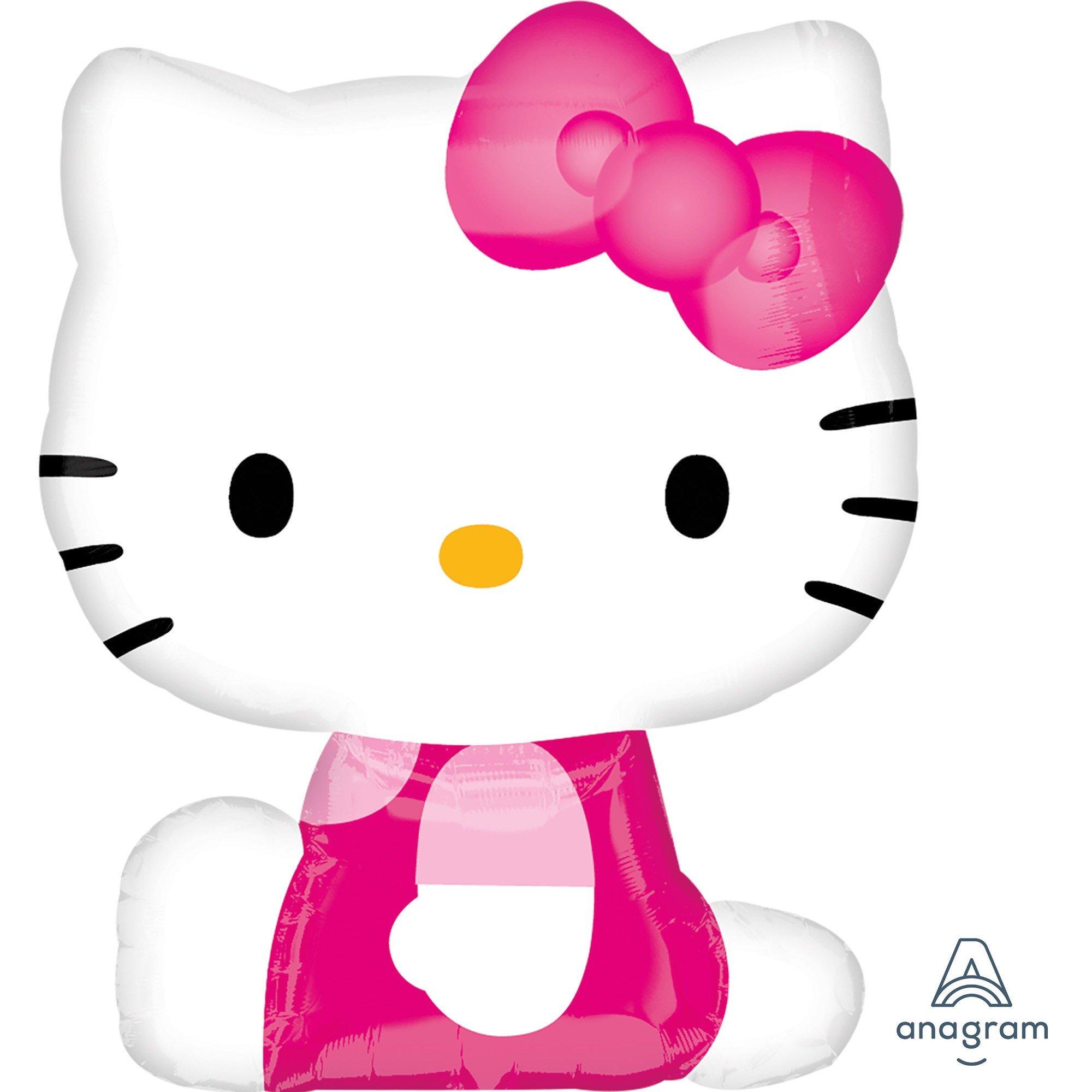 SuperShape XL Hello Kitty Shape (Side Pose) P38