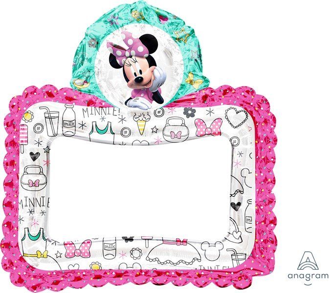 Minnie Mouse Happy Helpers Inflatable Frame G20
