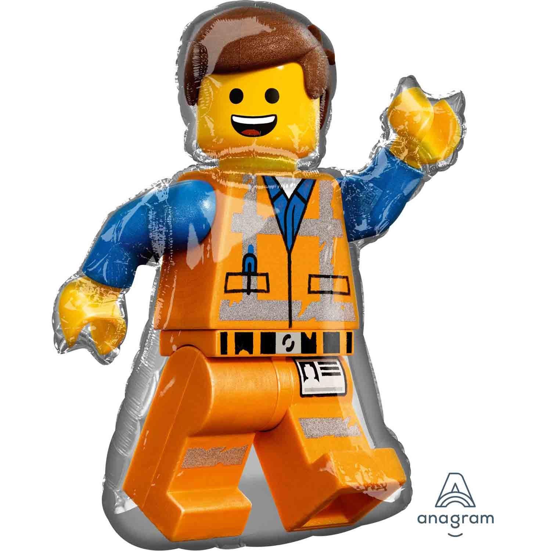 SuperShape Lego Movie 2 Emmet P38
