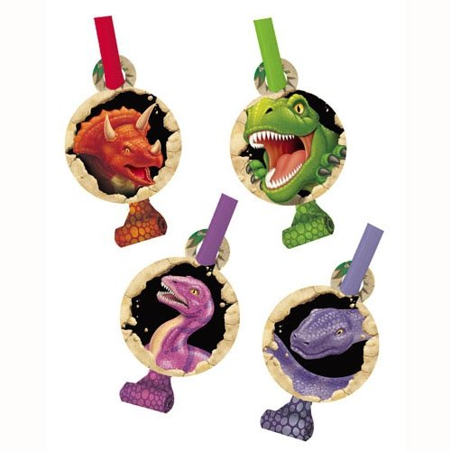 Dino Blast Blowouts with Medallions