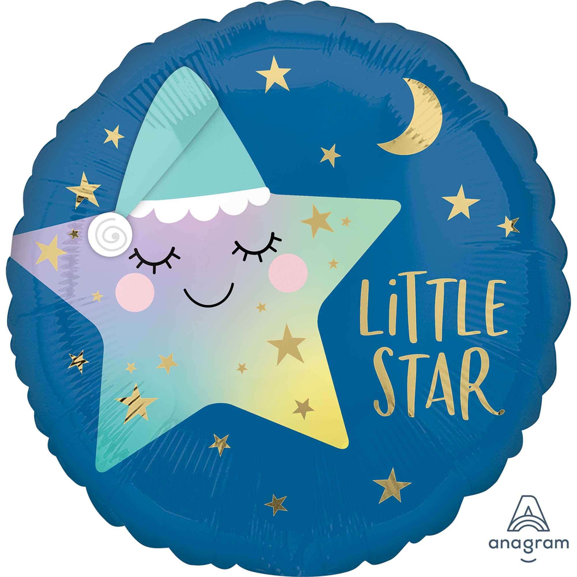 45cm Standard HX Sleepy Little Star S40