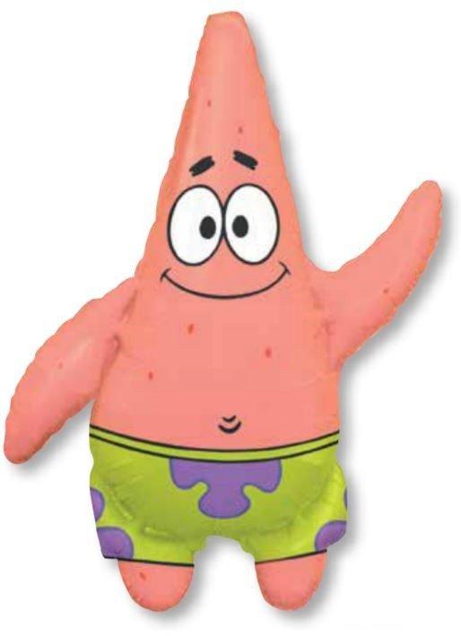 SuperShape Spongebob Patrick P38