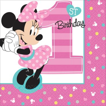 Minnie Fun To Be One