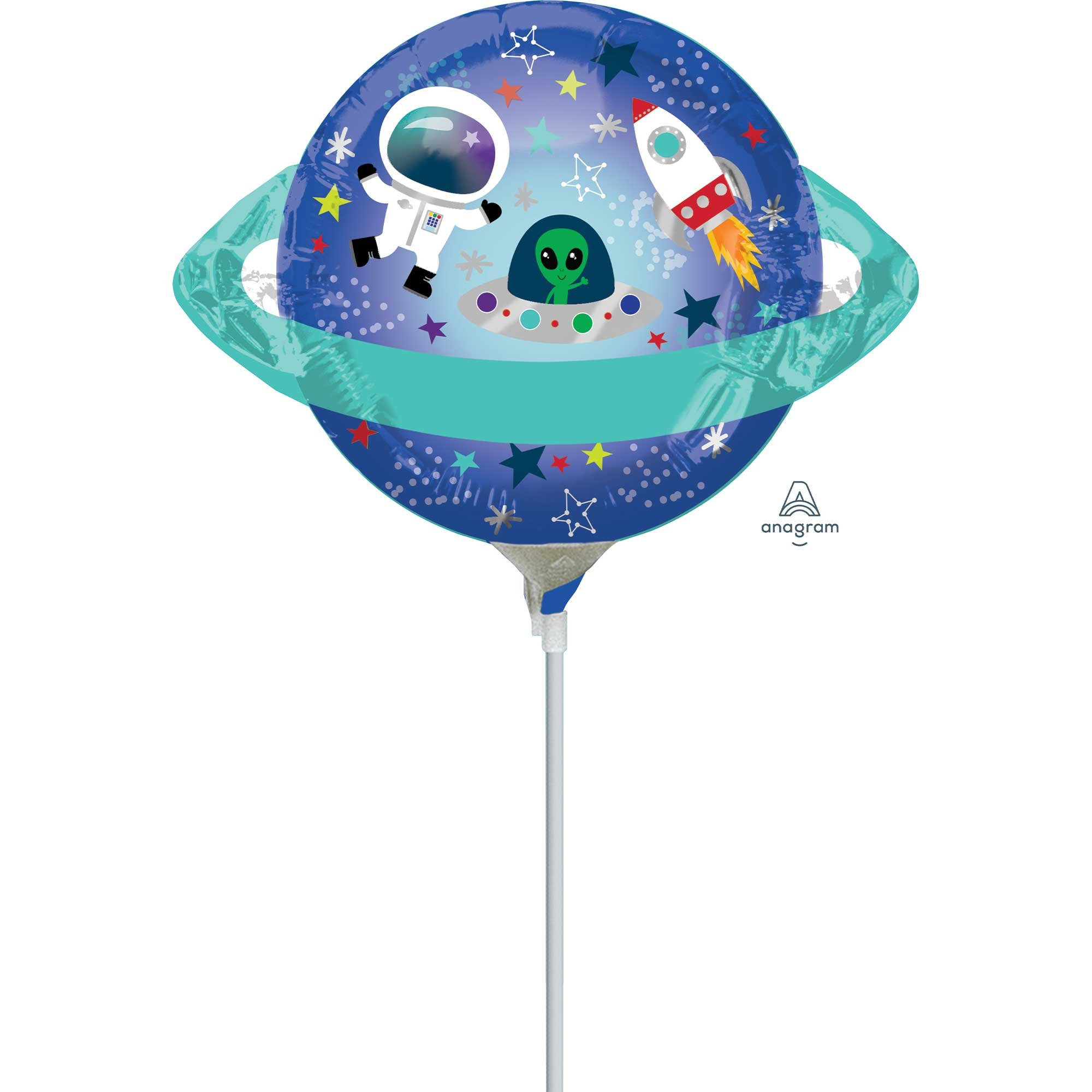 Mini Shape Spaced Out Planet A30