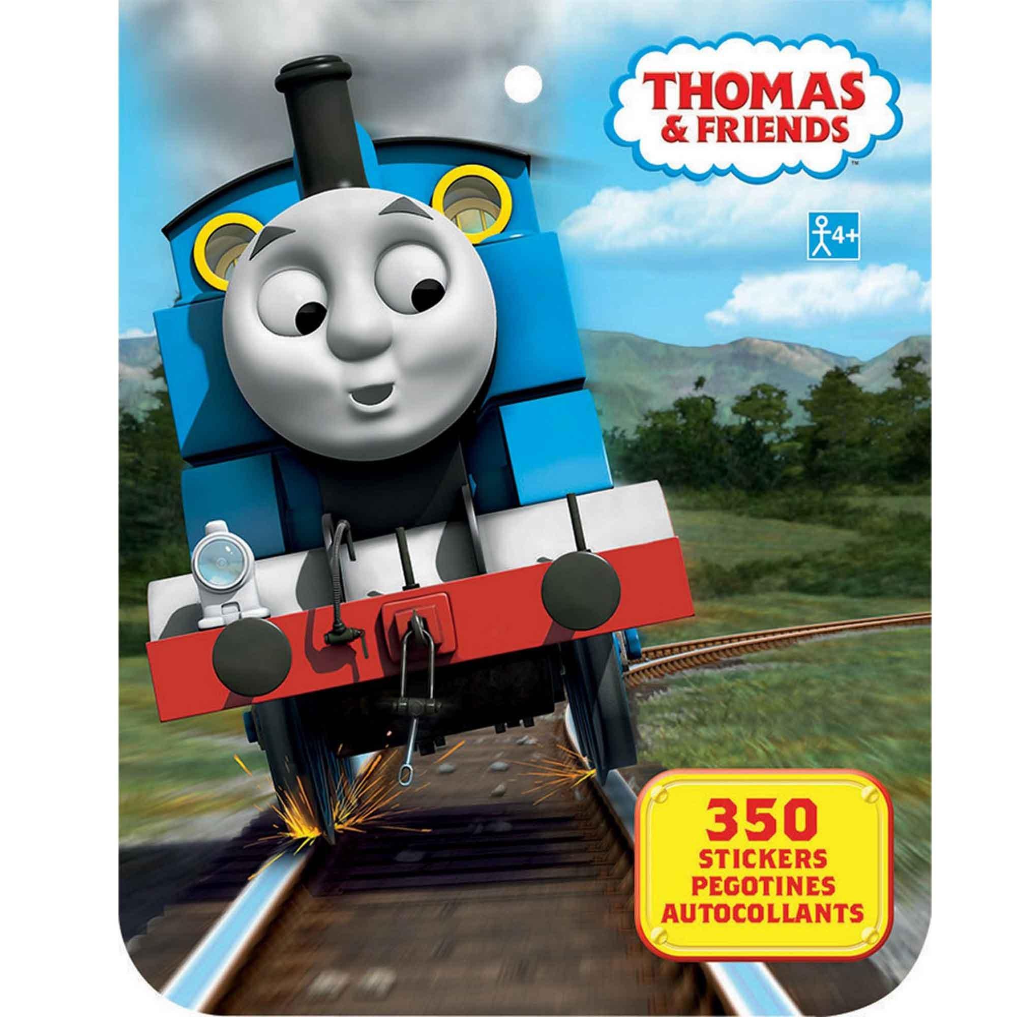 Sticker Book Thomas & Friends