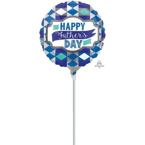 23cm Happy Fathers Day Diamonds A15