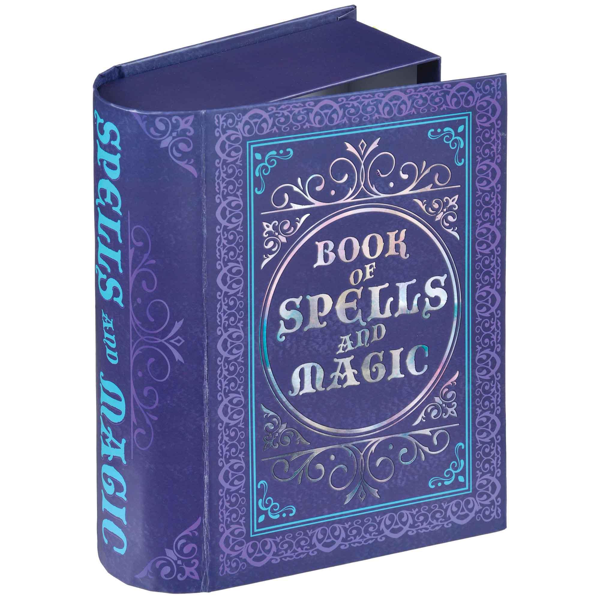 Midnight Mayhem Book Box Cardboard Foil Hot Stamped