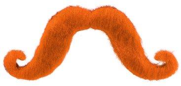Moustache - Orange
