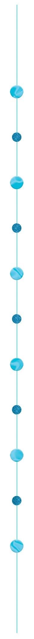 Balloon Fun Strings Caribbean Blue