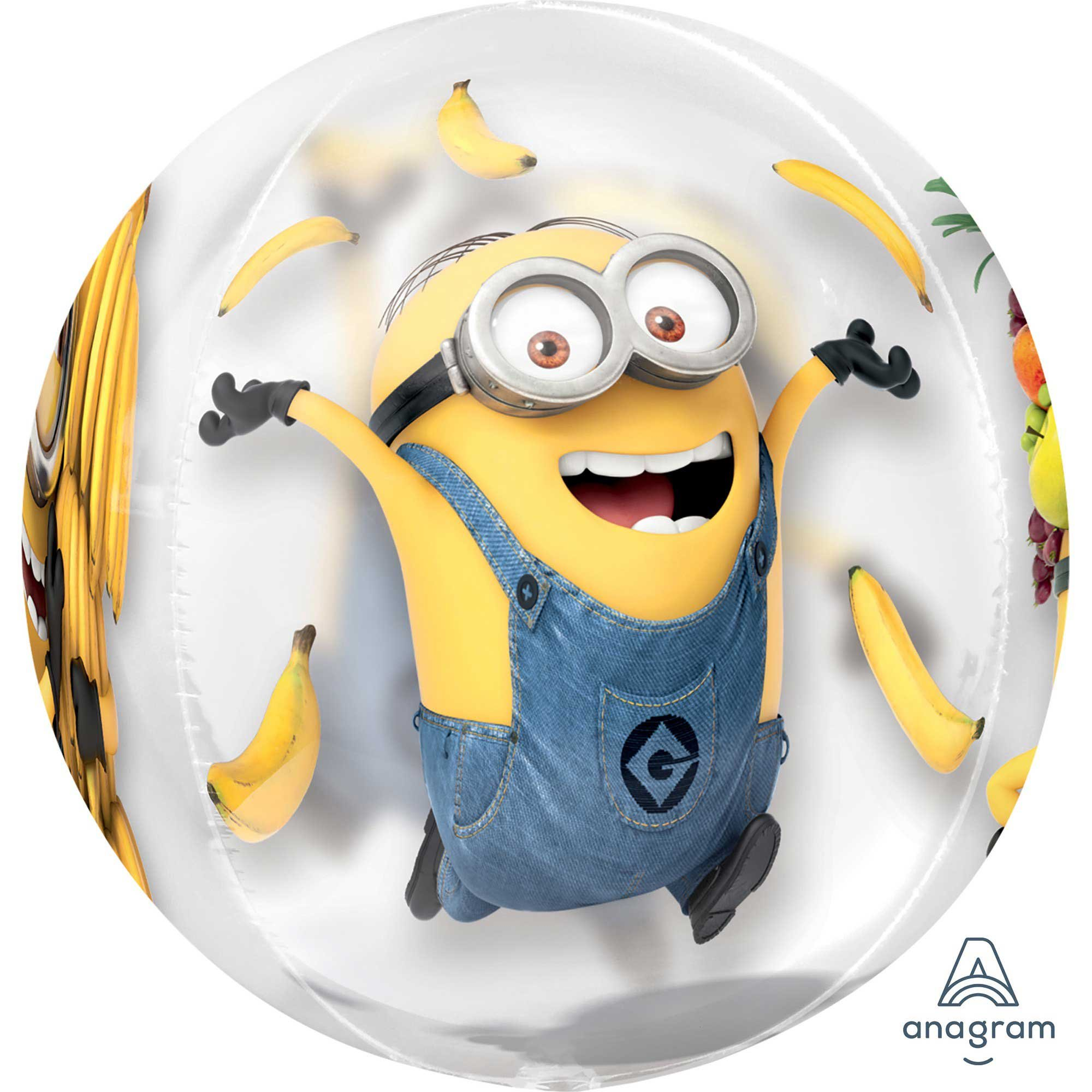 Orbz XL Despicable Me Clear G40