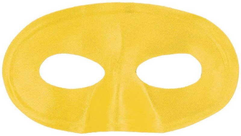 Eye Mask - Yellow