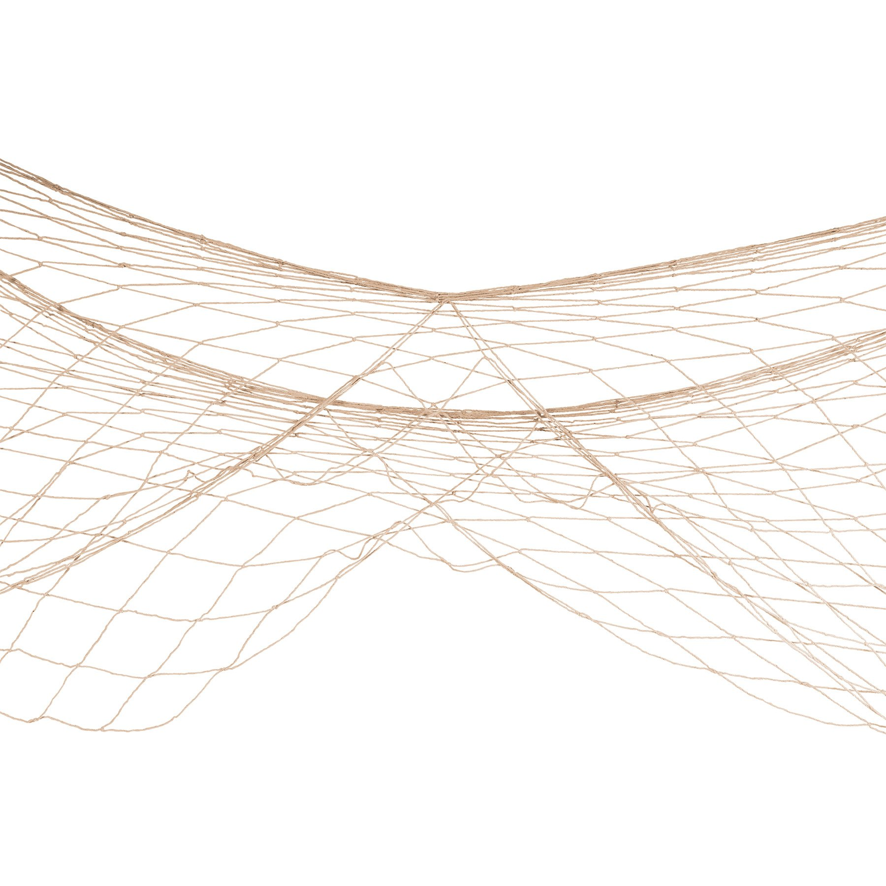 Fish Netting Decoration Natural