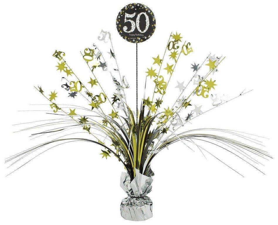 Sparkling Celebration 50 Centrepiece Spray