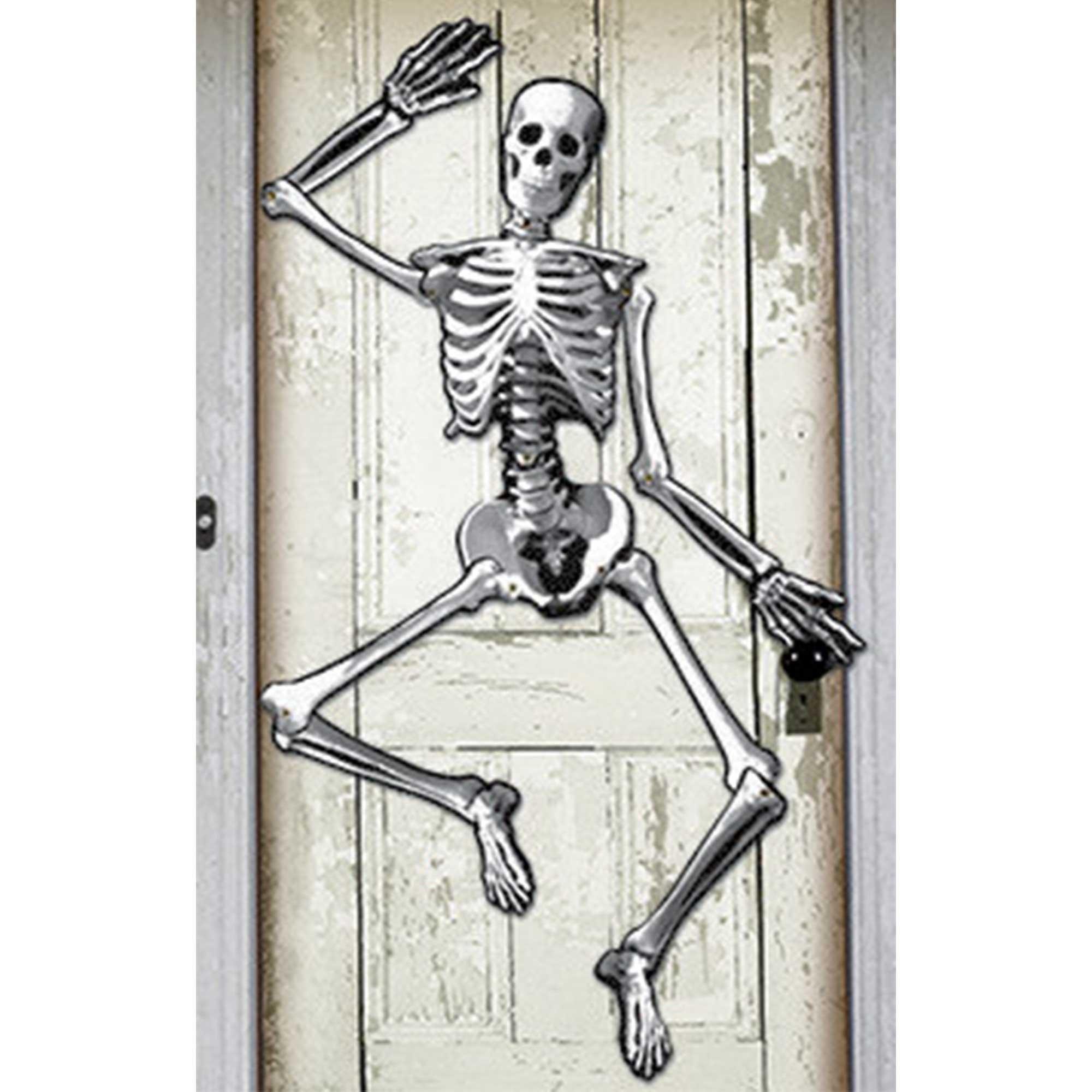 Jointed Skeleton Cardboard Cutout