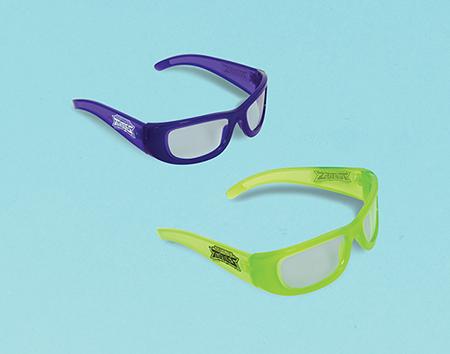 Rise of the Teenage Mutant Ninja Turtles Glasses