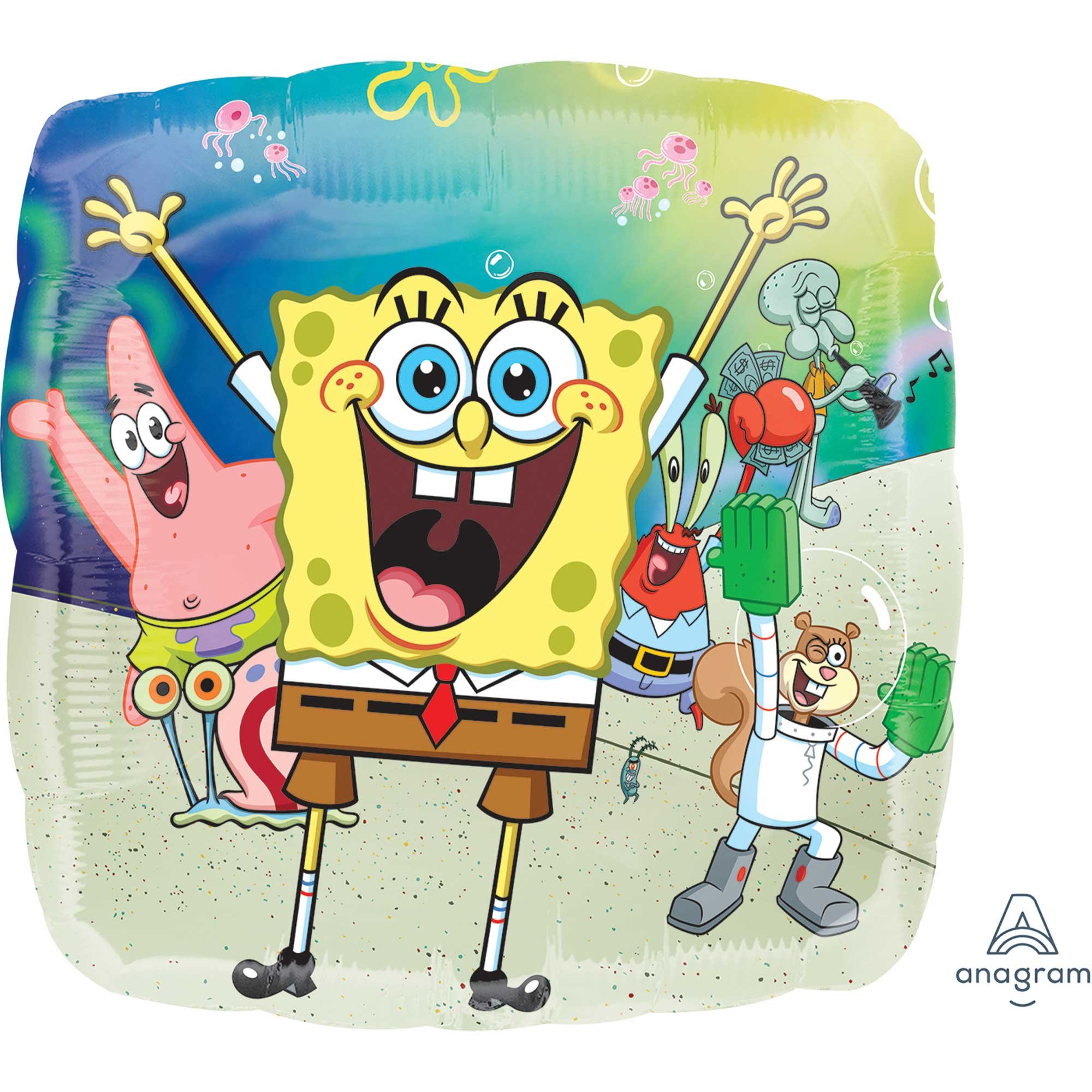 45cm Standard HX SpongeBob Squarepants S60