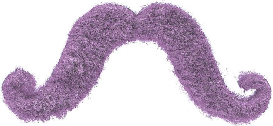 Moustache - Purple