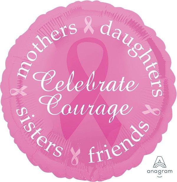 45cm Standard HX Breast Cancer Awareness S40