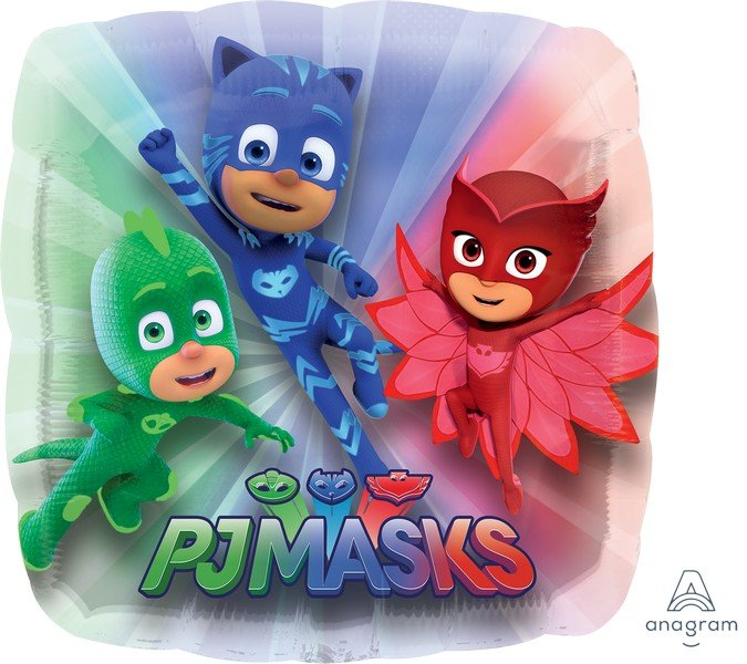 Jumbo Shape Panoramic PJ Masks P45