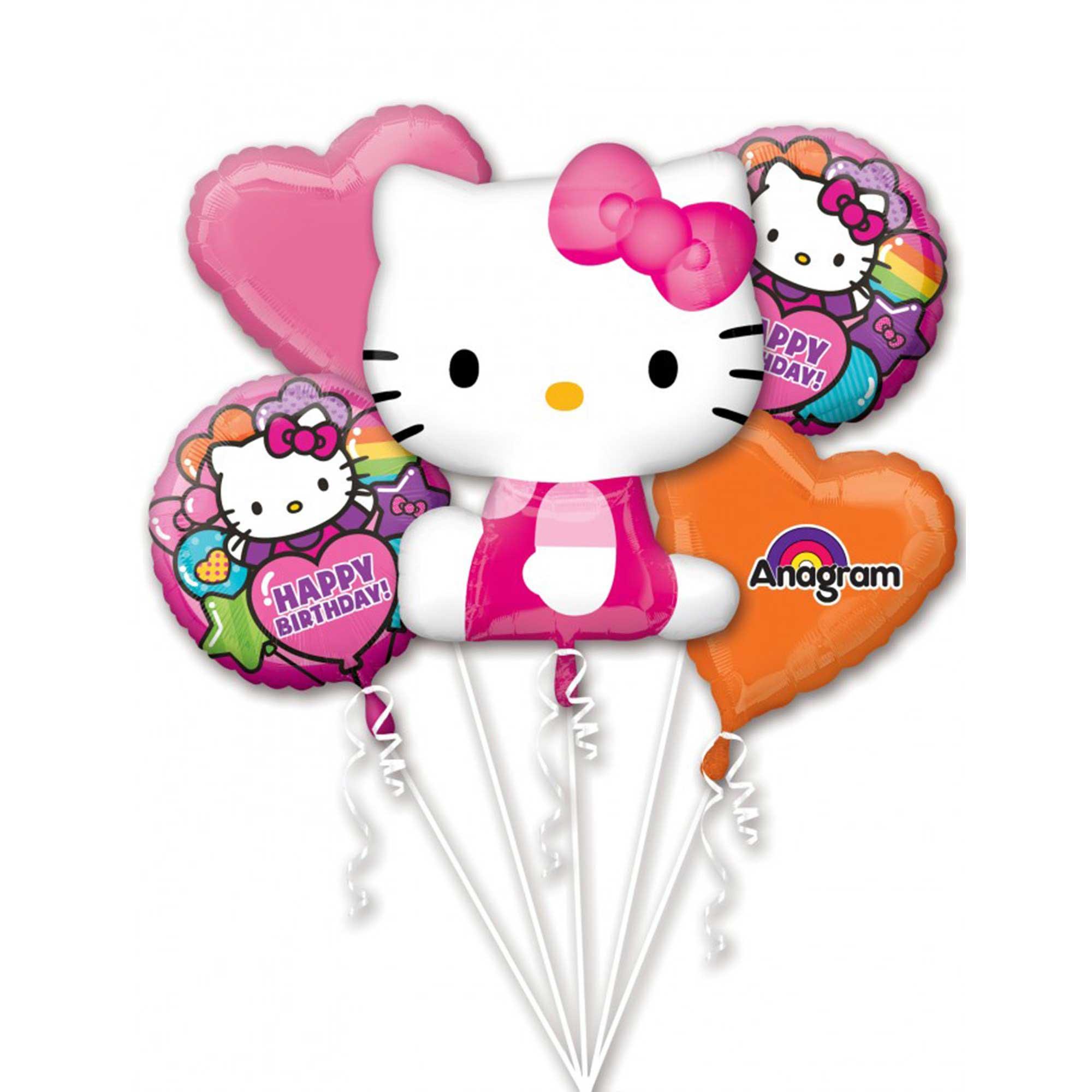 Bouquet Hello Kitty Rainbow P75