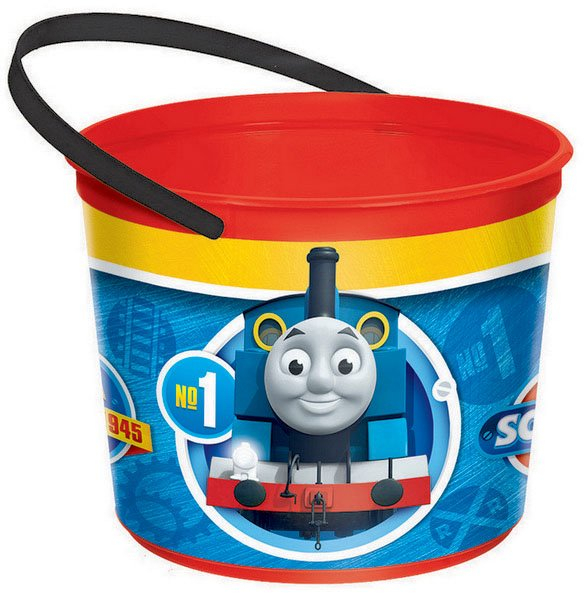 Thomas All Aboard Favor Container - Plastic