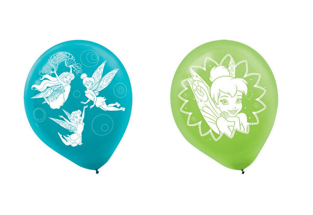 Tinker Bell Best Friend Fairies 30cm Latex Balloons