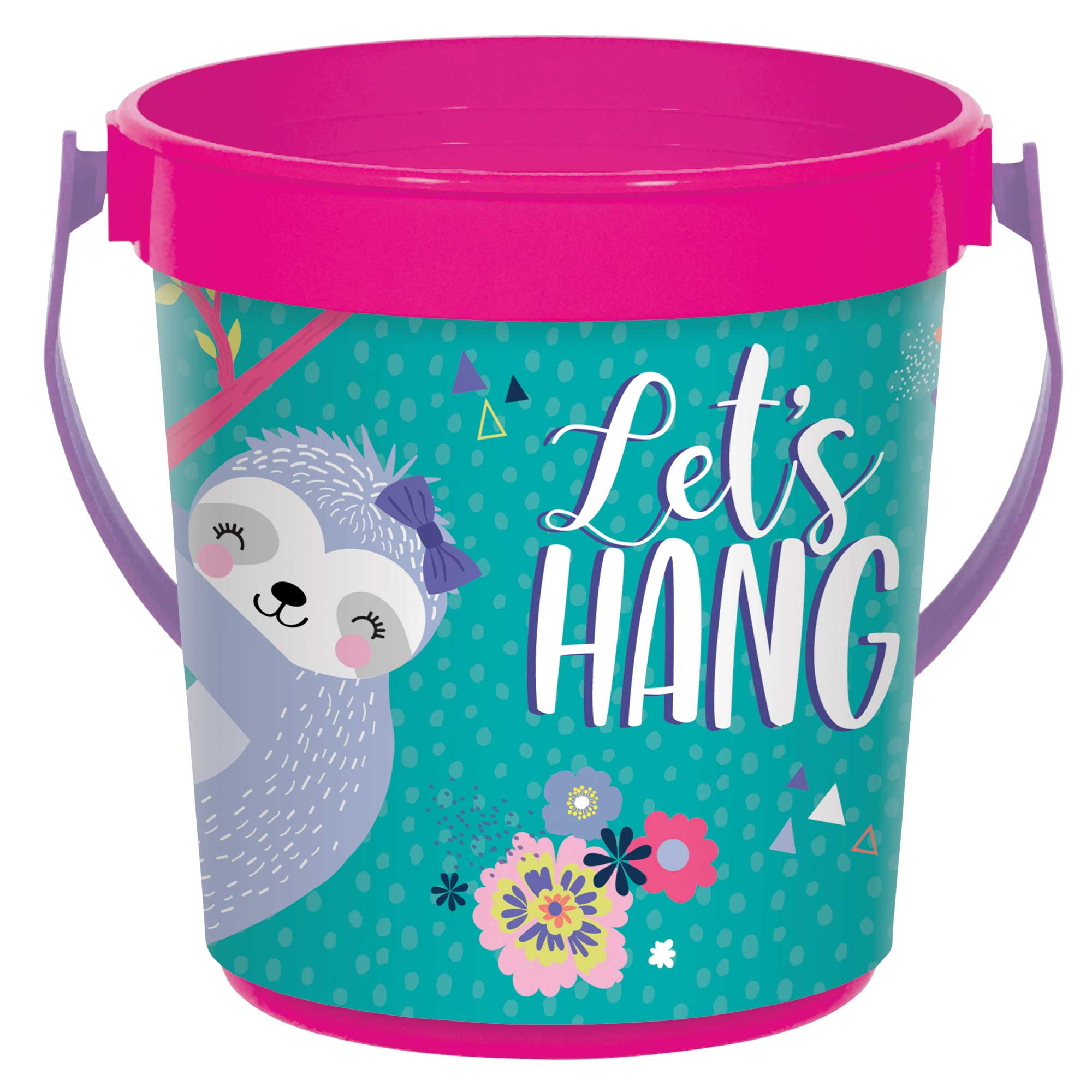 Sloth Favor Container