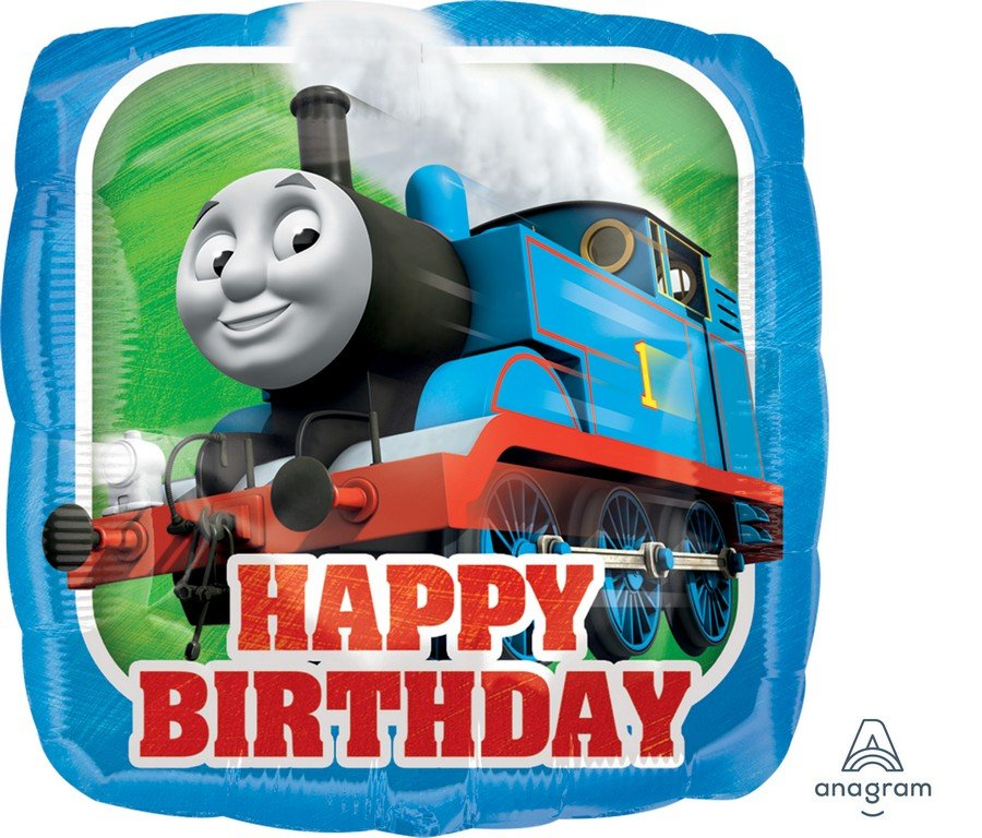 45cm Standard HX Thomas the Tank Engine Happy Birthday S50