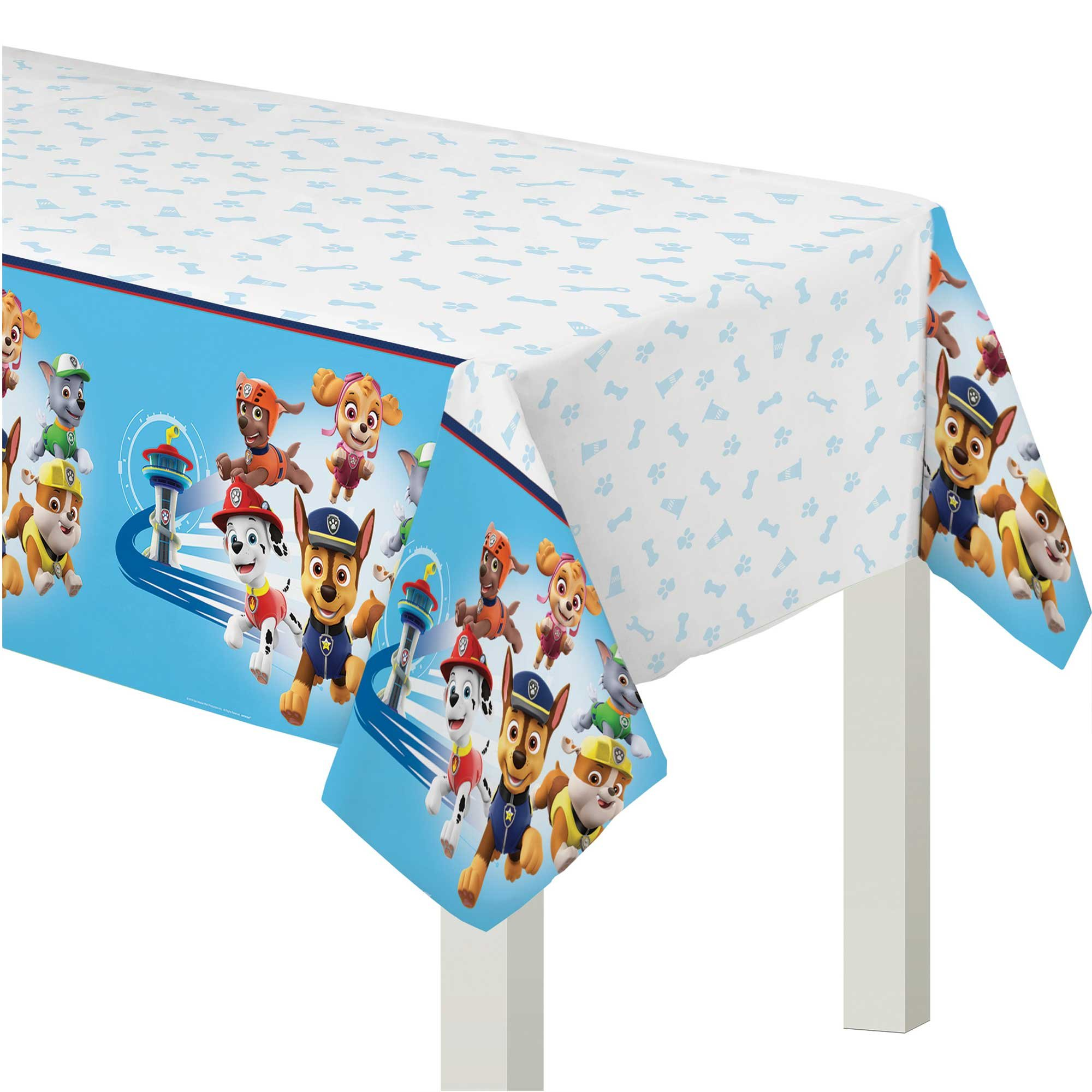 Paw Patrol Adventures Plastic Tablecover