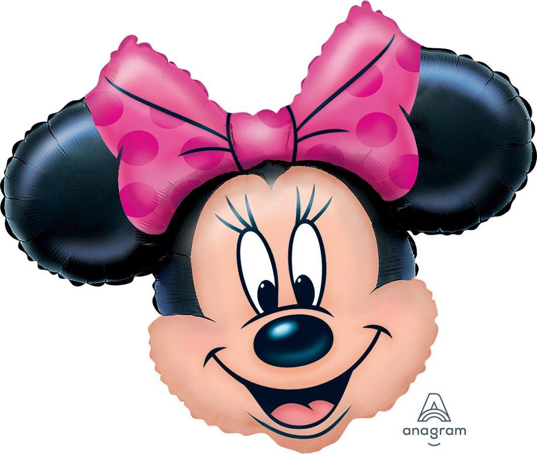 SuperShape XL Minnie Mouse P38