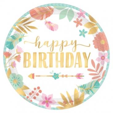 Boho Birthday