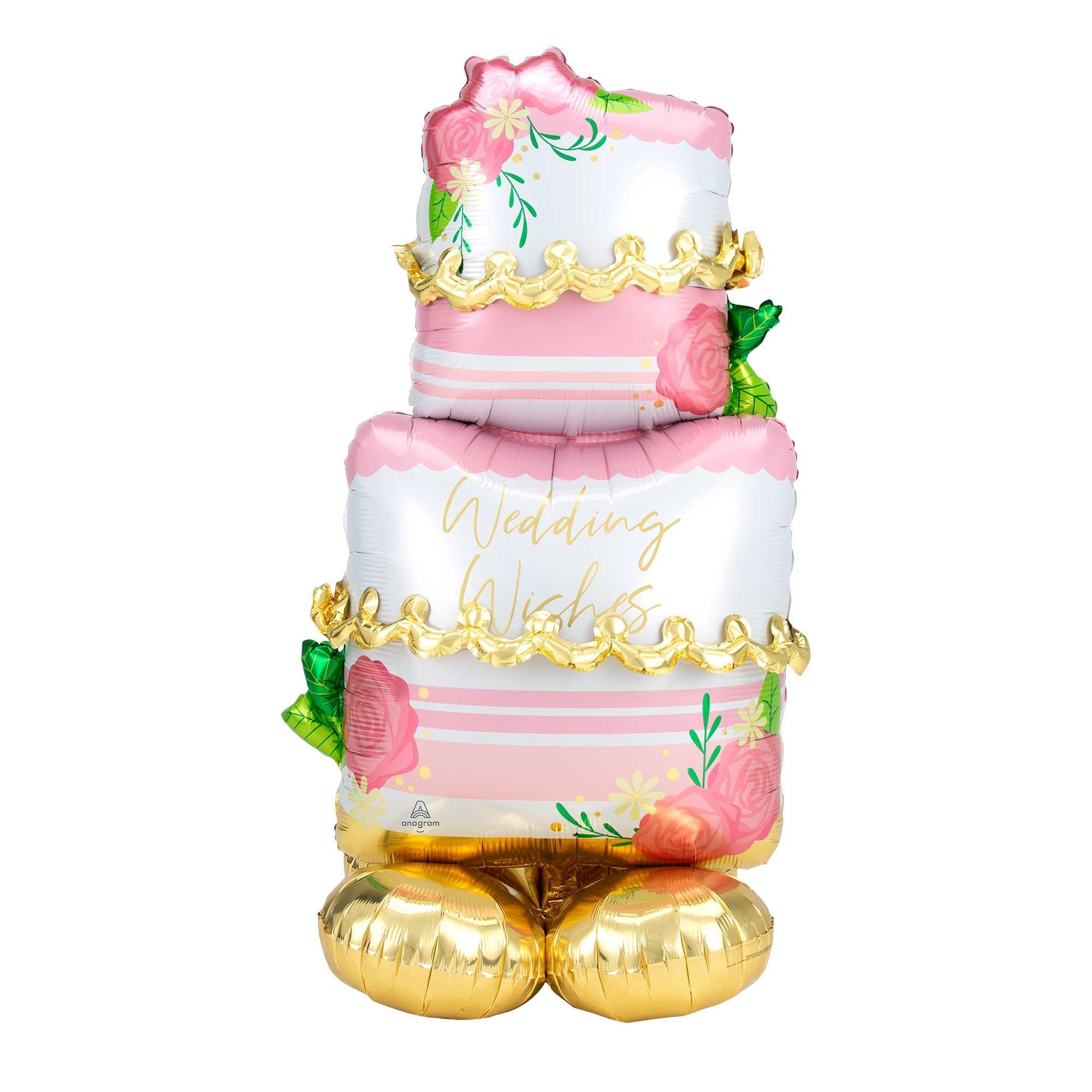 CI: AirLoonz Wedding Wishes Cake P70