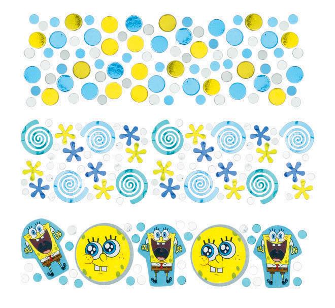 Spongebob Value Confetti 34g