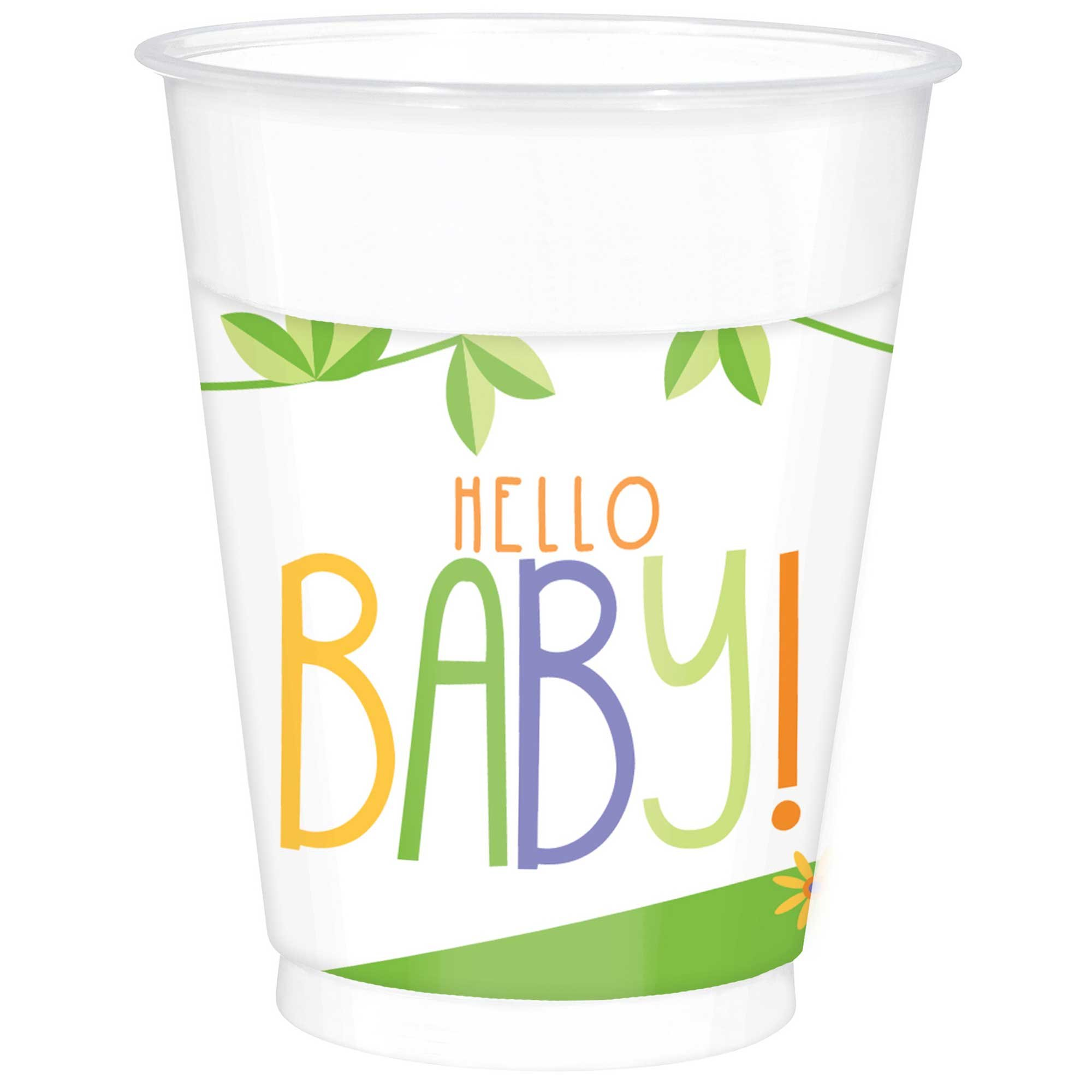 Fisher Price Hello Baby Plastic Cup