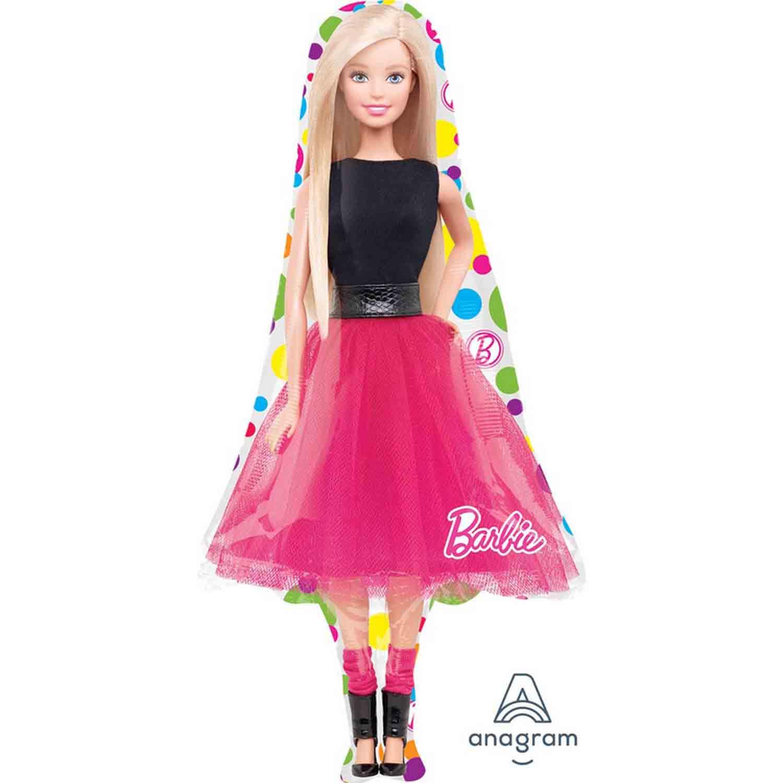 SuperShape XL Barbie Sparkle P38