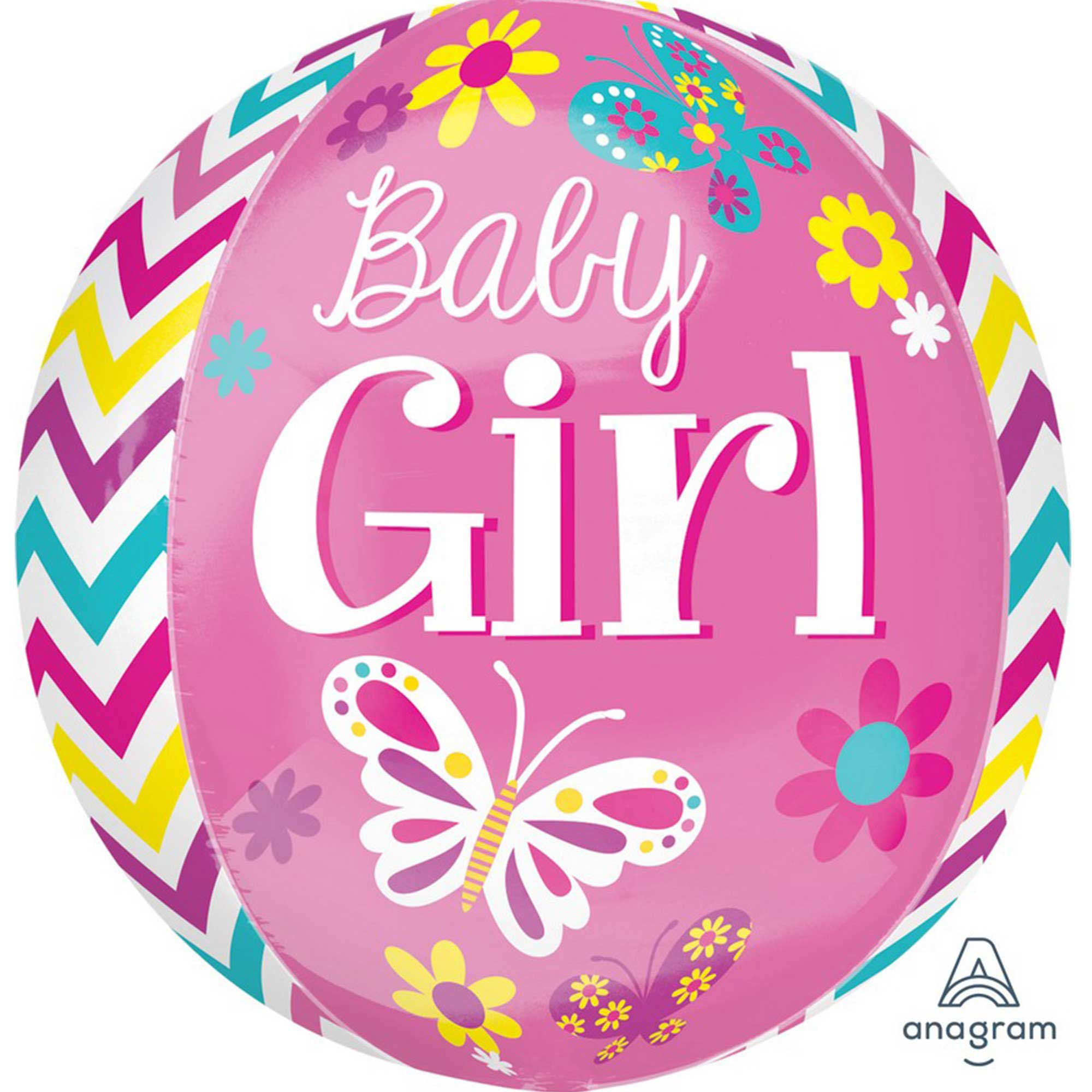 Orbz XL Beautiful Baby Girl G20